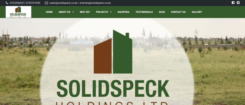 solidspeck